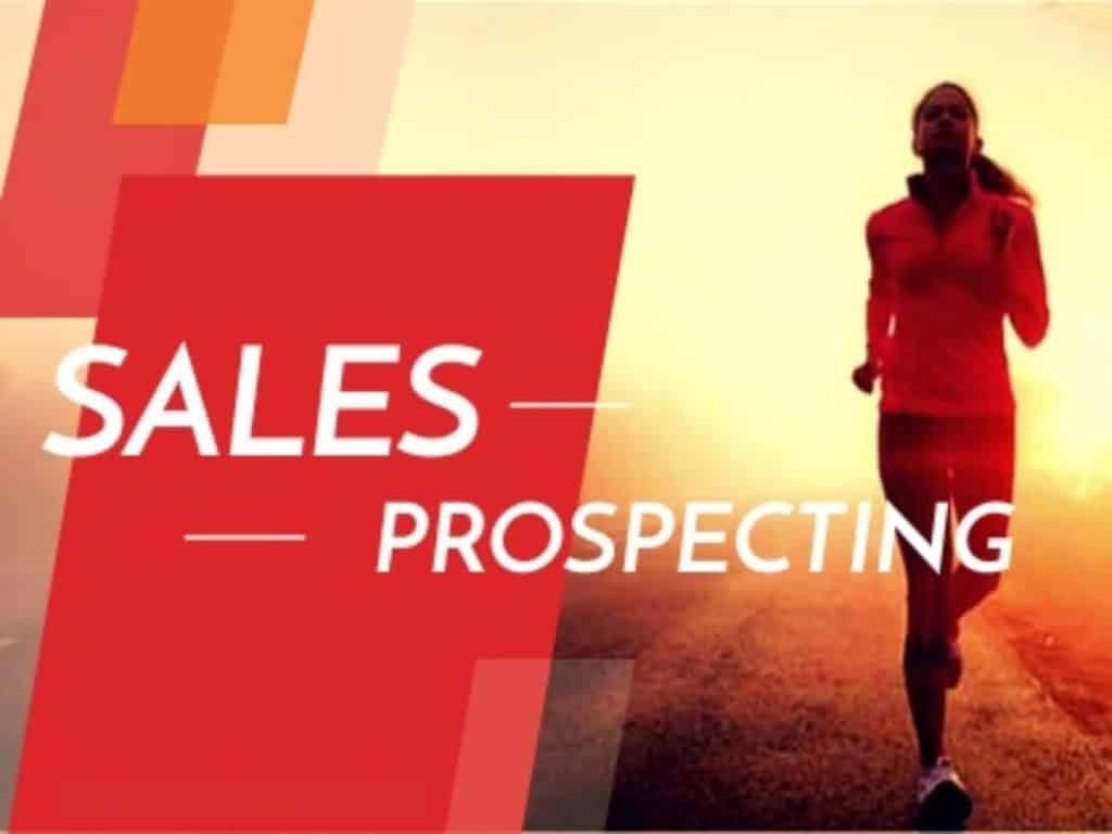 Sales Prospecting – Another business activity that you can outsource